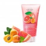 """Скраб для тела с ароматом розового грейпфрута и абрикоса """"Средиземноморские приключения"""""""