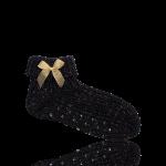 Носки-тапочки «Ажурная роскошь»