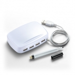 USB-концентратор с маркером